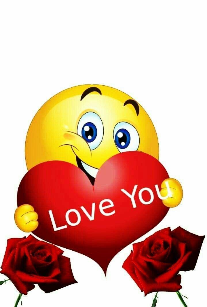 I Love U Emoji : emoji, Jennifer, Albright, Feeling, Images,