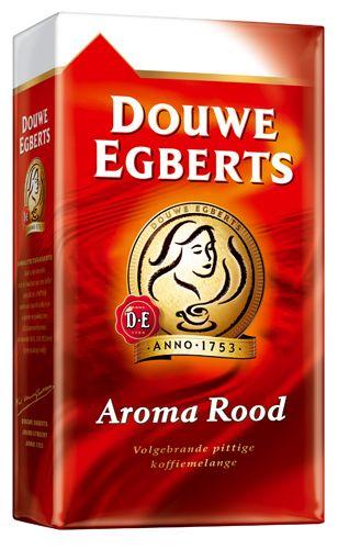 DOUWE  EGBERTS  VEELGEBRUIKTE   KOFFIE