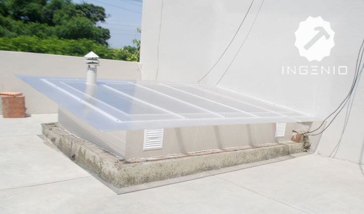 Best 25 tragaluz techo ideas on pinterest luz cubo - Tragaluces para tejados ...
