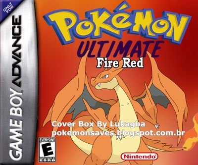 Pokémon Ultimate Mega Fire Red [HACK] GBA ROM - Pokemon Fighting Games