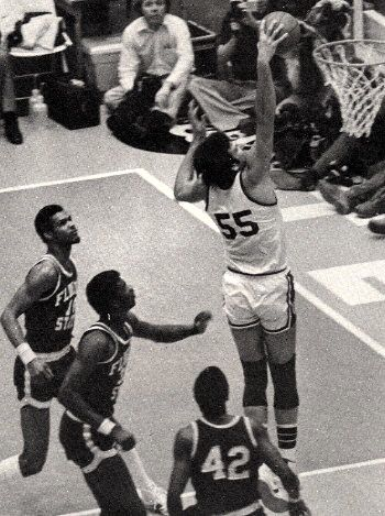 Mike Phillips v Fla State 1978 NCAA Tourney