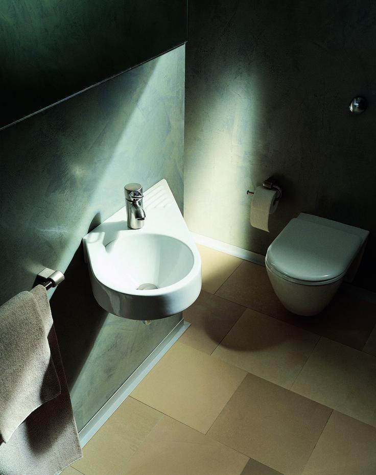 25 best Cloakrooms images on Pinterest Bathroom furniture - bank fürs badezimmer