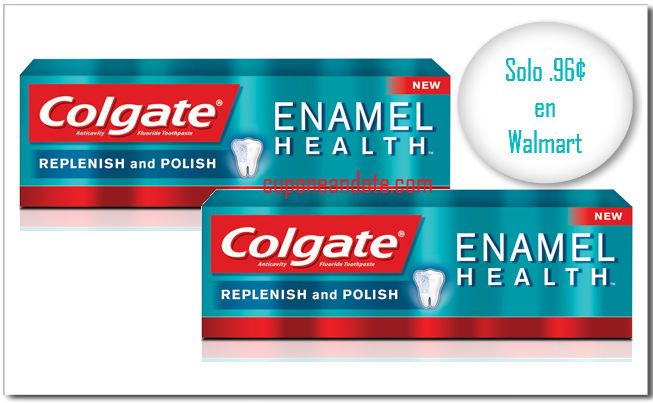 Colgate Enamel
