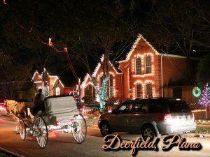 Deerfield Christmas Lights 2020 Deerfield Christmas lights, Plano TX   Holiday lights display