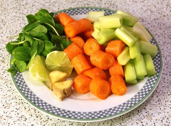 grønnsaksjuice