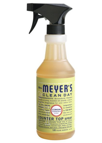 10 Chores You Can Whip Through During Commercials 2. Wipe down your counters. Nothing makes my kitchen smell or feel fresher than Mrs. Meyer's spray. No, this is not a commercial in the midd...   --Shared by WhatnotGems.Etsy.com Shop Etsy!