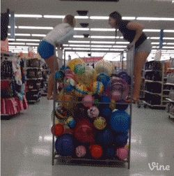 Strange People At Walmart : I've ALWAYS wanted to do this. Now I know why I can't...