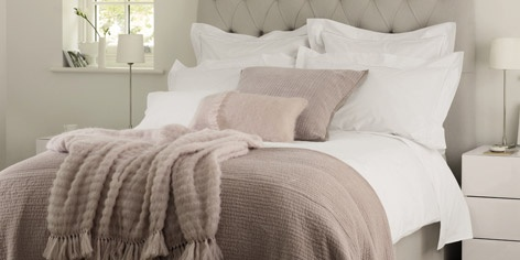 White Company bedrooms. Gorgeous.