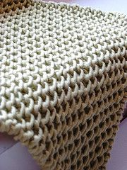 Ravelry: Chinese Waves Dishcloth pattern by Margaret Radcliffe