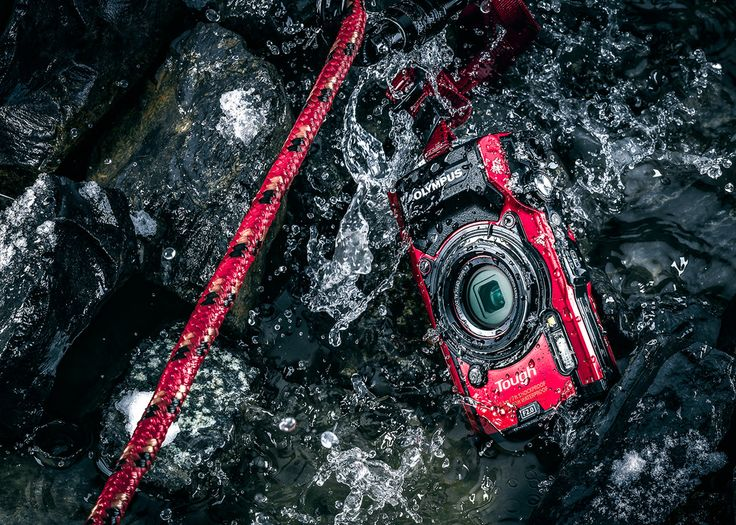 Olympus unveils the Tough TG-5 with a rugged body and a 12MP sensor