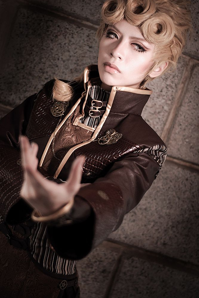 YUI(YUI) Giorno Giovanna Cosplay Photo - WorldCosplay