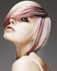 Image result for asymmetrical layers scene hair
