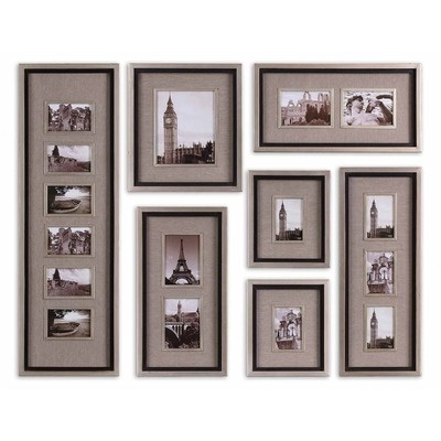 Uttermost Massena Collage Picture Frame (Set of 7)