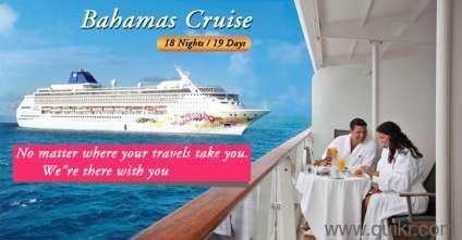 #USATourPackages  #USACruiseTours  #USAHolidays USA Tour Packages leading tourist guiding agency dedicated to offer Budget Holiday Tour Packages for USA with Bahamas Cruise 2015 from Delhi India at amazing discounted prices.