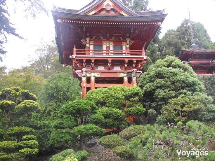 Japanese tea Garden au Golden Gate Park