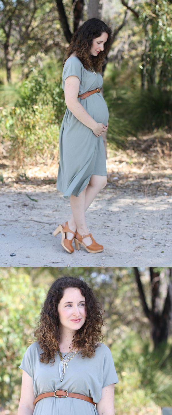 Tutorial: das Kleid mit zwei Nähten - #dress #tutorial - #DressesMaternity