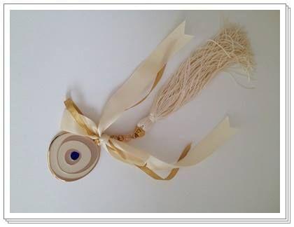 """Μπομπονιέρα γάμου """"Χρυσό Μάτι"""" (GBW9558F) - http://goo.gl/Eb821i - http://lovelyevents.gr/wp-content/uploads/2013/11/GBW9558F-22-11-2013.jpg"""