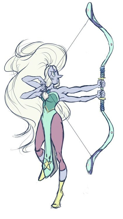 192 best Steven Universe - Opal images on Pinterest ...