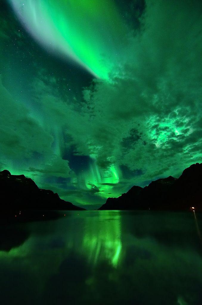 aurora borealis nature - photo #14