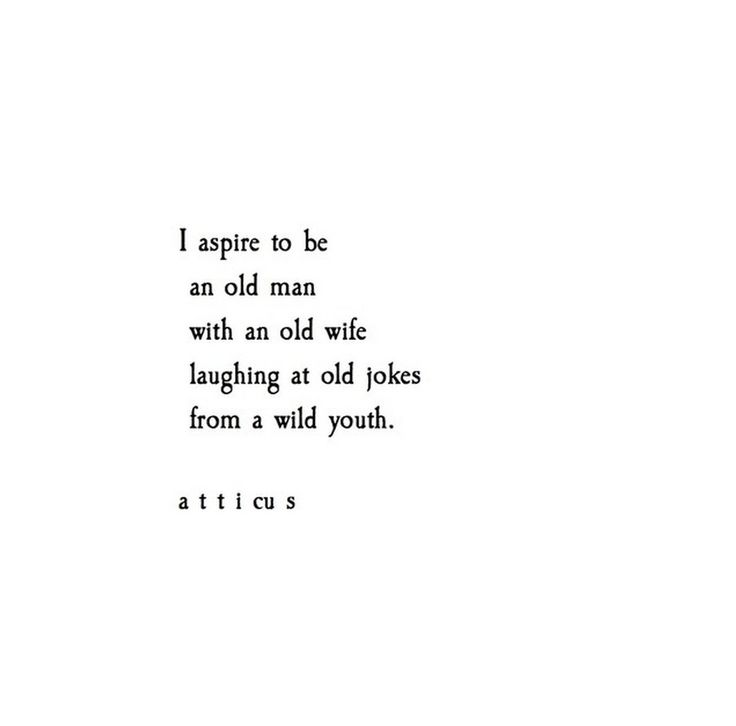 """Old Jokes"" @atticuspoetry #atticuspoetry"