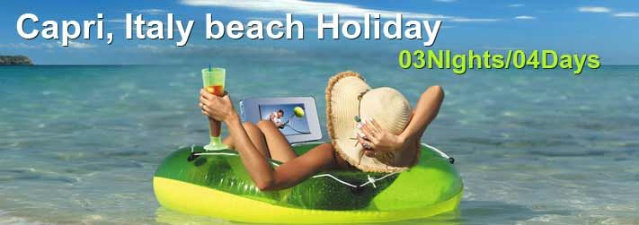 Europe group tours offer best travel deal for Capri Island holidays and vacation Packages with amazing prices. Book Your best Capri vacation Tour 2014 Today.