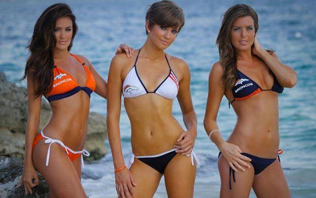 2012 Denver Broncos Cheerleaders