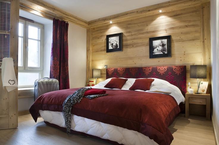 Les Chalets d'Angele (Bedroom) - Chatel