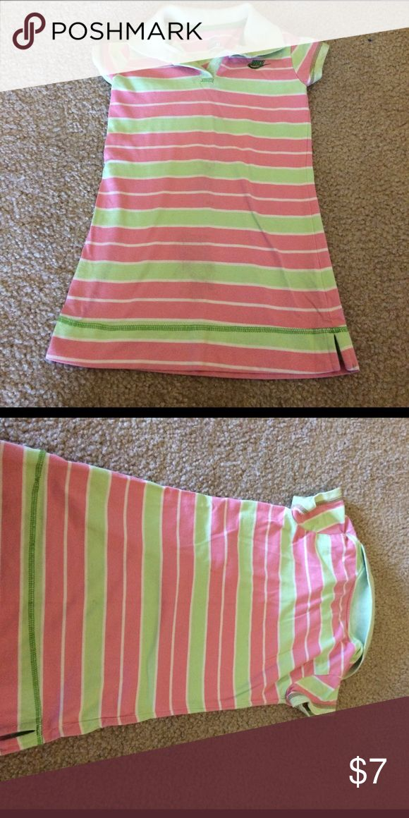 Nike Toddler spring/summer dress Perfect condition Nike dress. Have your little one rock this Nike dress!!! Absolutely adorable Dresses Casual