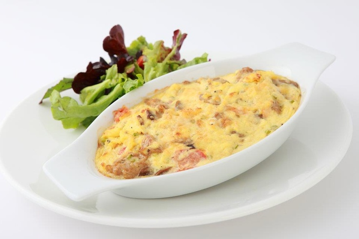 egg frittatas