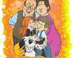 Maďarský animovaný seriál Podivuhodná dobrodružství rodiny Smolíkovy