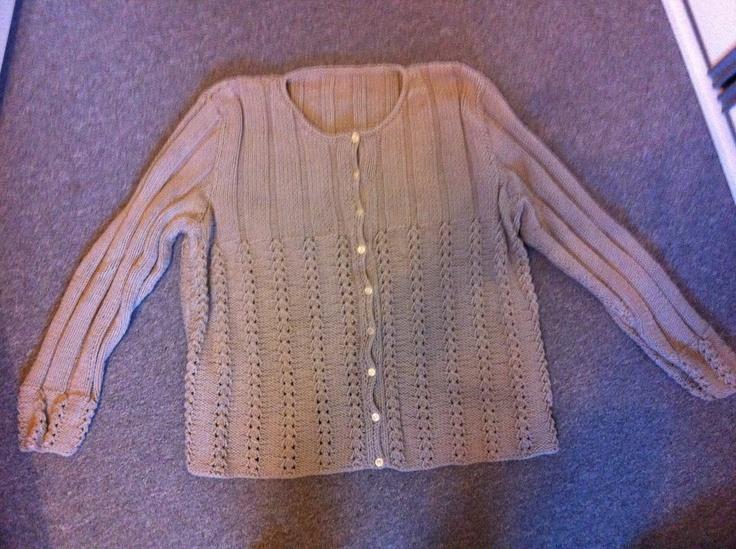 Mønster trøje