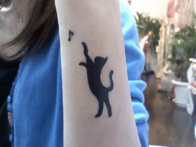 8 Tatuajes de Gatos que te encantarán!!!