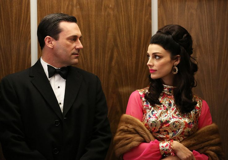 "10 Crazy Things You Didn't Know About The Hair On ""Mad Men"""