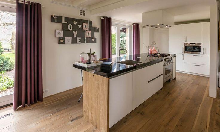 36 best images about landelijke keukens on pinterest - Foto moderne inbouwkeuken ...
