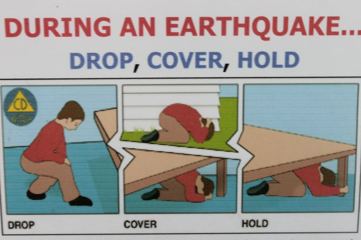 28 best images about earthquake on pinterest hold on for Best place to be in an earthquake