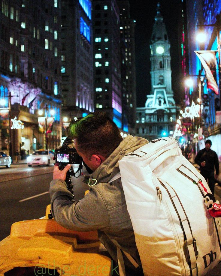 This is normal when walking with me. I'll just randomly stop set up a camera and take loads of photos of all sorts of things. The fun part of this picture is probably @sqworl 's face... Waiting on me...  . . . . . . #NightPhotography #the_derek #Philly #Philadelphia #PA #MeetAllThePeople #TravelAllThePlaces #Gorillapod #Db #Douchebags #penguin #noise : #Sony #RX100M5 & #Snapseed #TravelMore #PeoplePost #DailyPhoto #DailyPost #PostDaily #PostTwiceDaily #PostOneOfTwo