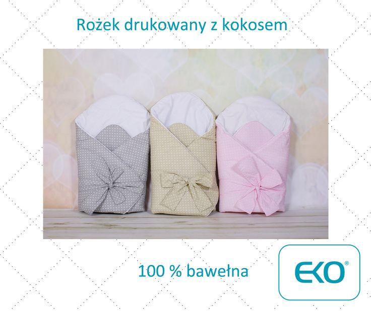 rożek z usztywniony kokosem, ułatwia noszenie dziecka http://dladzieciaka.com/pl/259-rozek-dzianinnowy-ryz.html