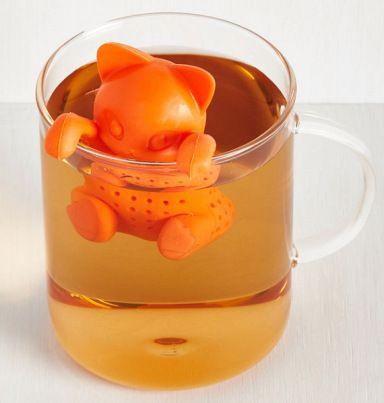 Cat Got Your Cup Tea Infuser