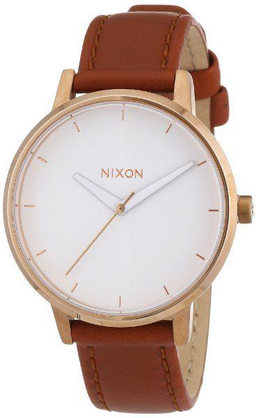 Nixon Damen-Armbanduhr Analog Quarz A1081045-00:Amazon.de:Uhren