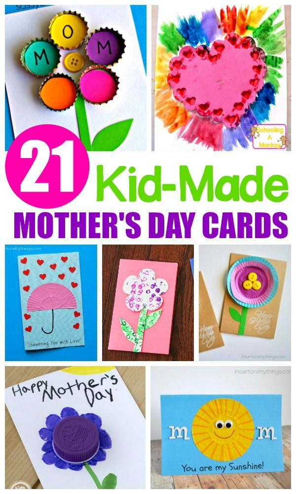 656 best kbn mother 39 s day for kids images on pinterest for Mothers day cards from preschoolers