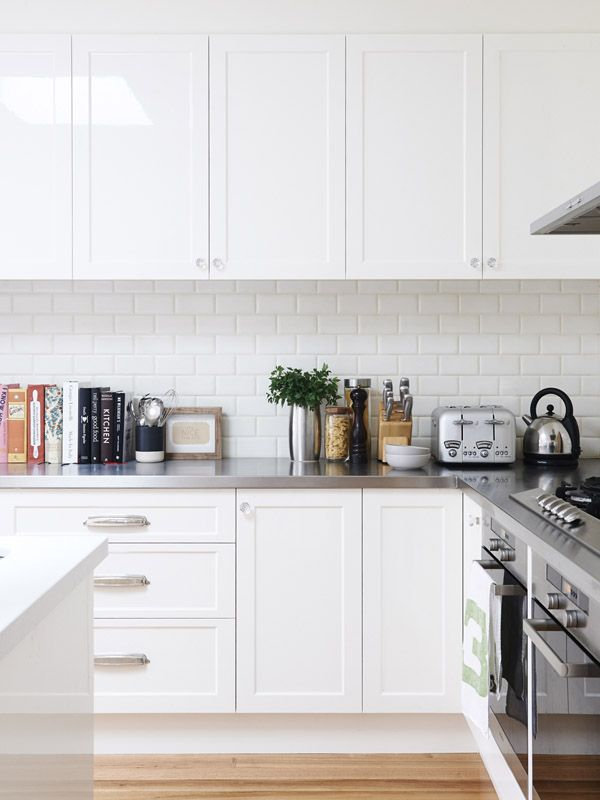 Is To Me | Interior inspiration | White kitchen