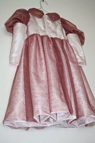 Sew It Sherry: Halloween 2014 - Dorothy & Glinda from Wizard of Oz