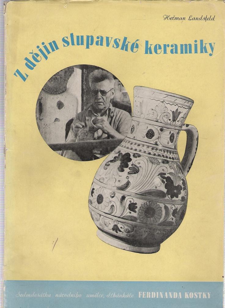 Knihy - novinky | Z dějín stupavské karamiky vfbrož/ | www.webareal.sk/antikvariatlm