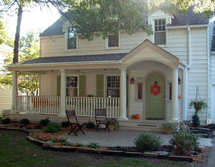 Marvelous Front Porch Entryway Ideas Photos