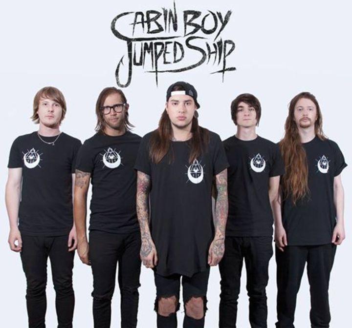 Cabin boy jumped ship