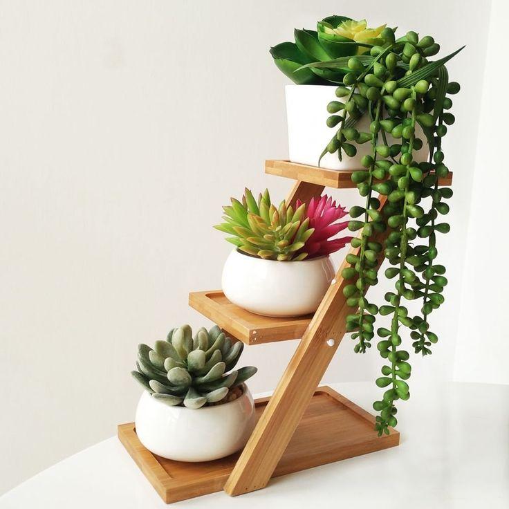 Amazon.com: Supla 9 Pcs faux succulents unpotted Vinyl ...