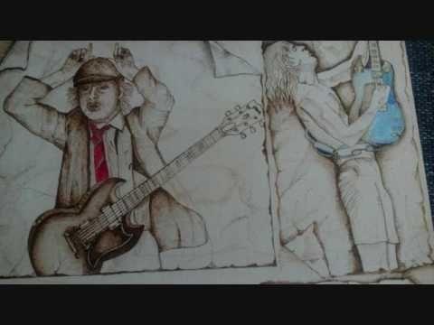 Pyrografie AC/ DC