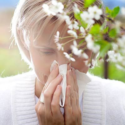 Even people with bad allergies who need medication may find these at-home tips helpful for easing symptoms.   Health.com