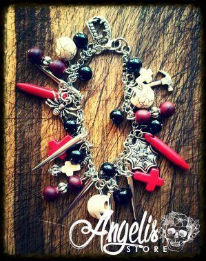 Dusk Till Dawn Charm Bracelet