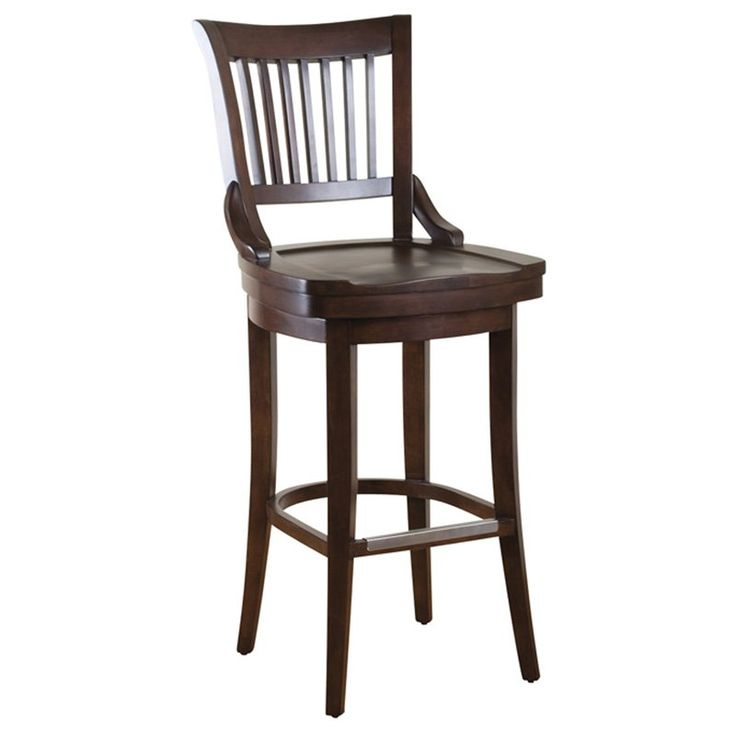 Ahb Liberty 26 In Swivel Counter Height Stool 126755